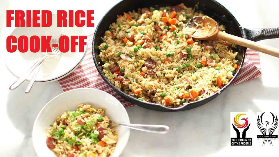 Fried Rice Cook-off